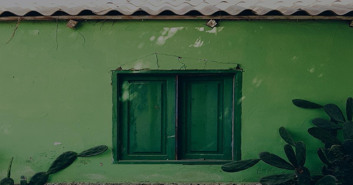 Huis-groen-verven-blog